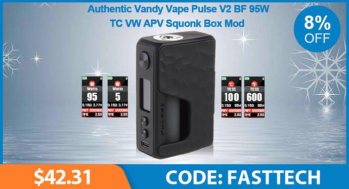 Vandy Vape Pulse V2