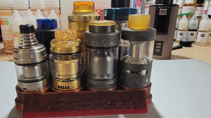 RDA Stand Front Loaded