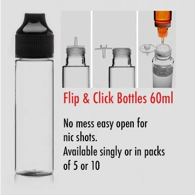mana 60ml flip and click