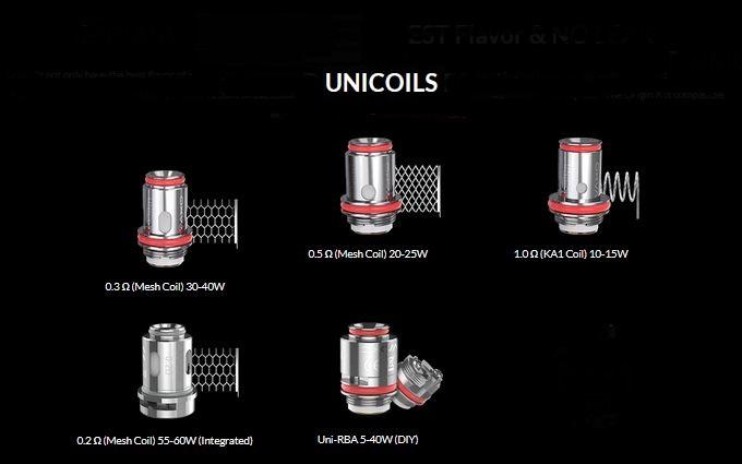 Info 4 Unicoils